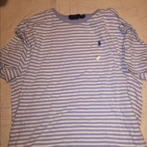 Ralph Lauren striped T-shirt/T-shirt dress